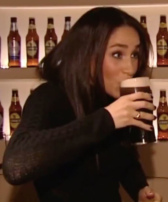 Meghan Markle Beer