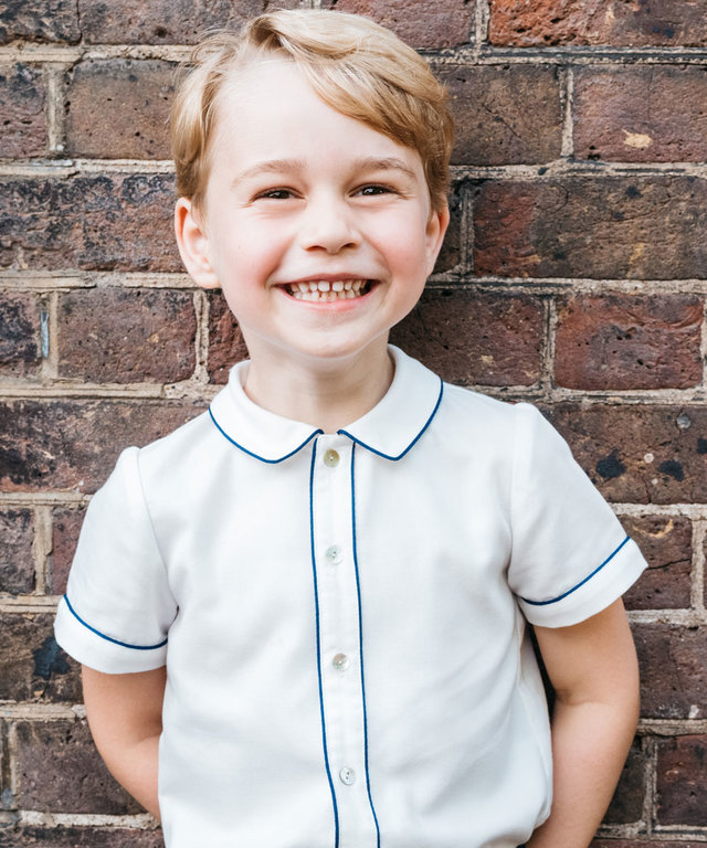 Prince William Prince George Match