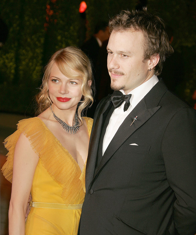 Michelle Williams and Heath Ledger lead
