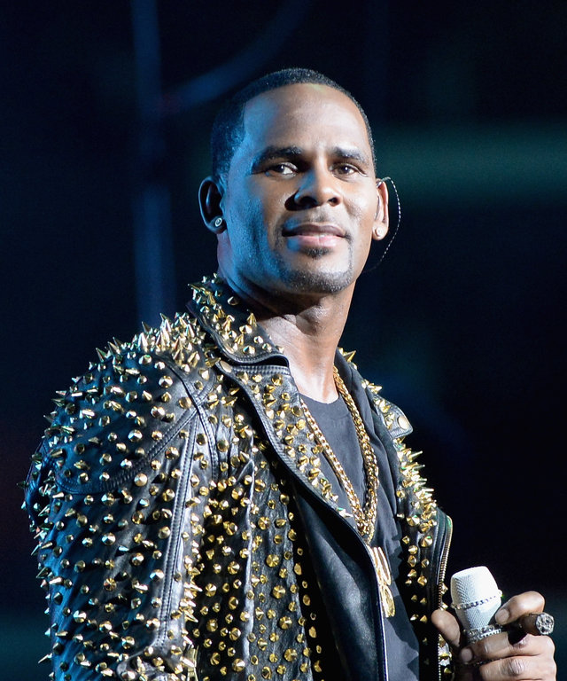 R. Kelly - Lead