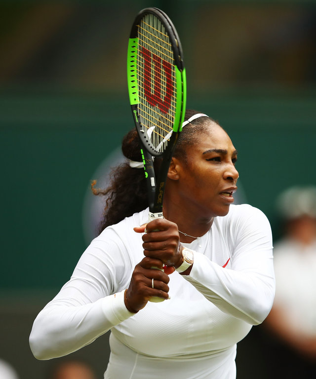 Serena Williams - Lead