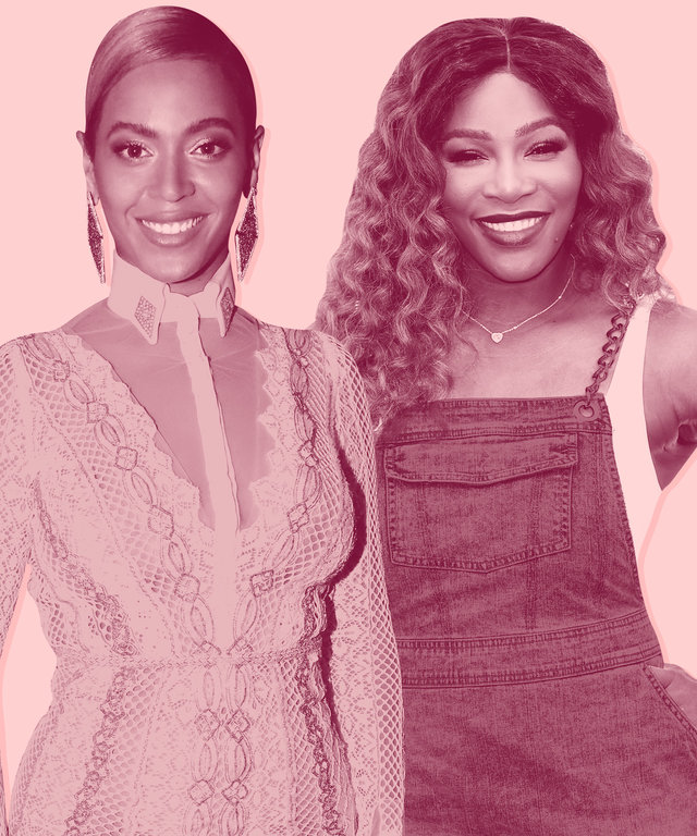Beyonce Serena Williams Motherhood