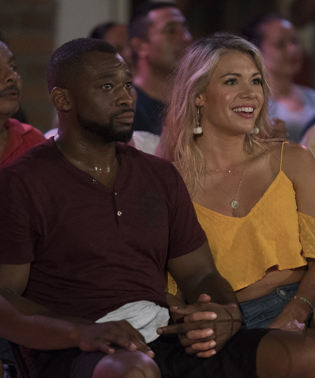Kenny Crystal Bachelor in Paradise