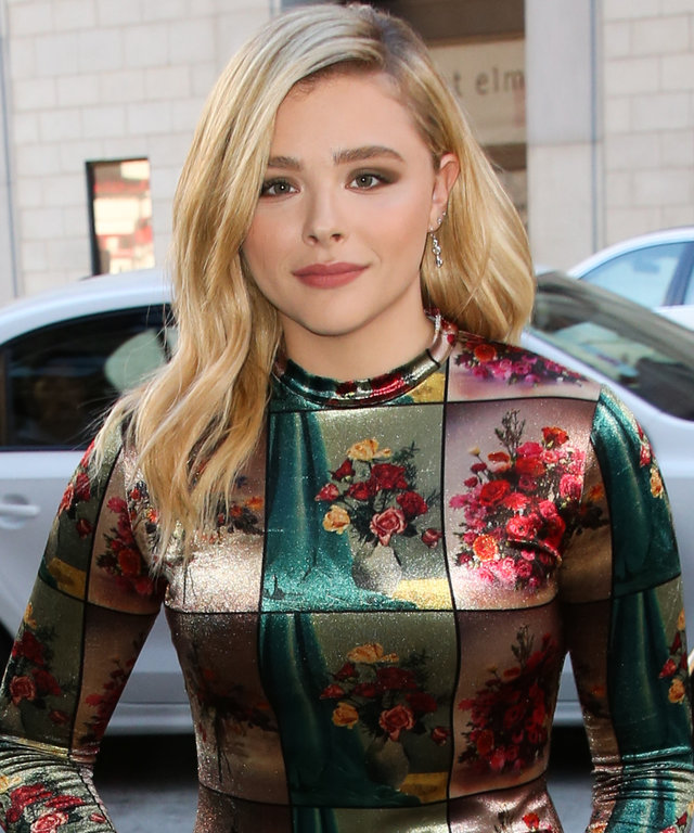 Chloe Grace Moretz Fall 2018 Trends