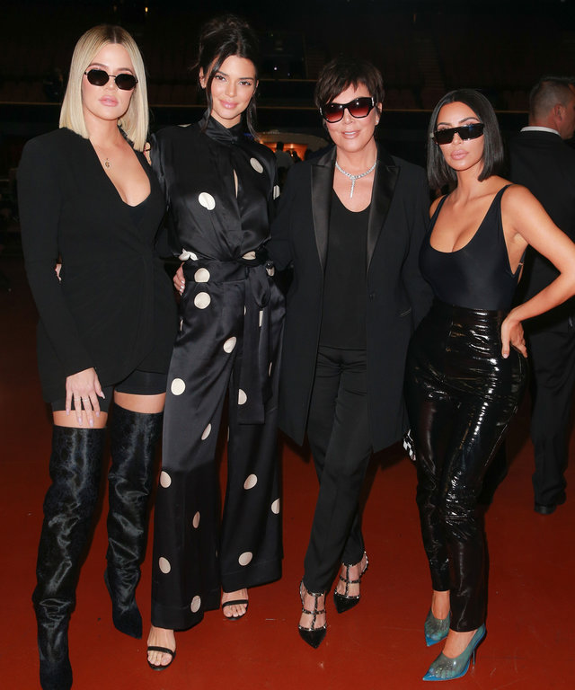 Kardashians If Only Charity Poker Tournament