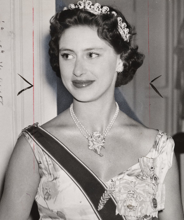 Princess Margaret, 1955.'