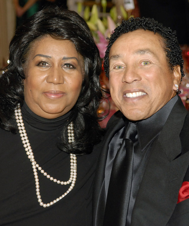 Aretha and Smokey lead