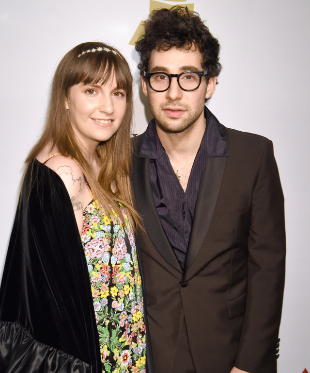 Lena Dunham and Jack Antonoff lead