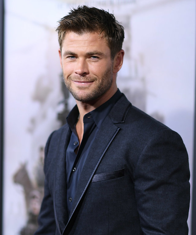 Chris Hemsworth lead