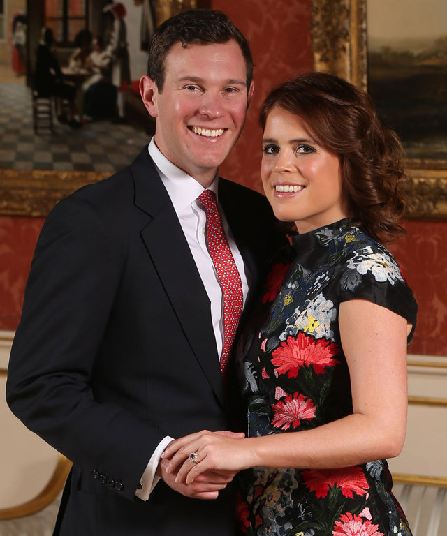 Princess Eugenie lead