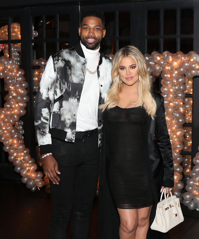 Khloe Kardashian Tristan Thompson Birthday