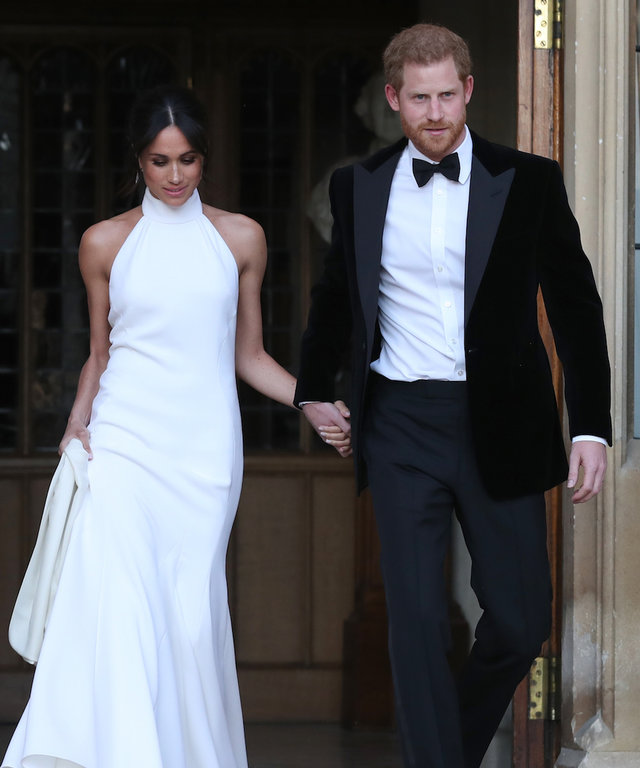 Stella McCartney Meghan Markle lead