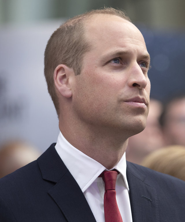 Prince William, The Duke of Cambridge Visits Edinburgh