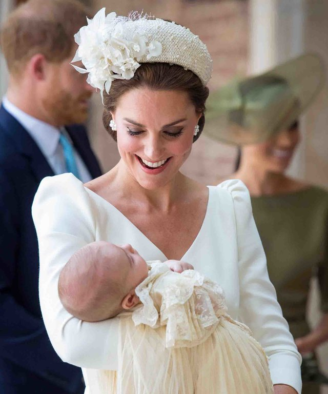 Kate Middleton maternity leave lead