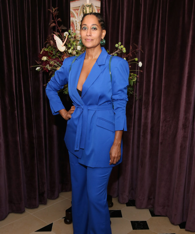 Tracee Ellis Ross Harpers BAZAAR The CDG