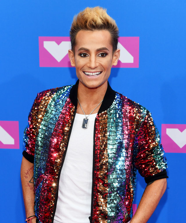 Frankie Grande 2018 MTV Video Music Awards
