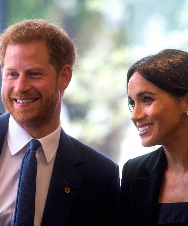 Harry and Meghan lead