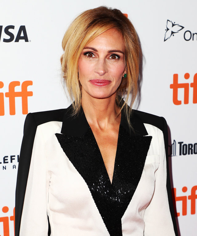 Julia Roberts 2018 Toronto International Film Festival