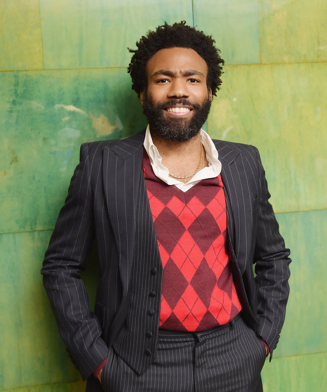 Donald Glover FX Networks Emmy Nominees Party In Partnership With Vanity Fair
