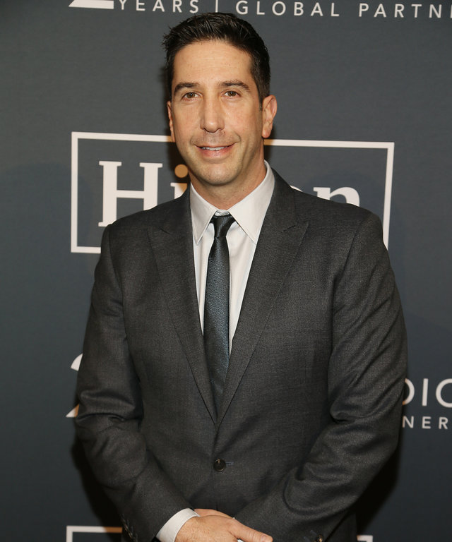 David Schwimmer Vital Voices Global Partnership: 2017