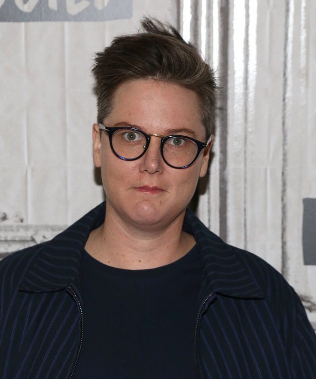 Hannah Gadsby Celebrities Visit Build