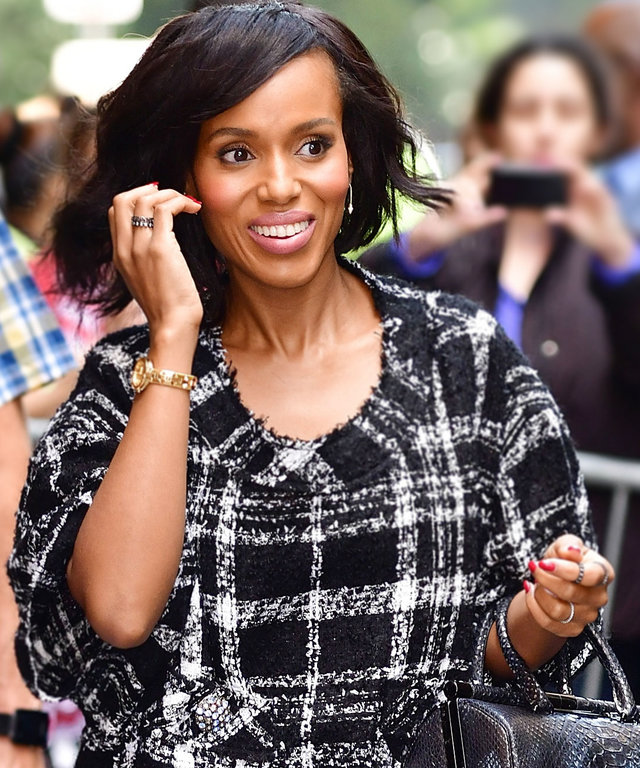 Kerry Washington Dr. Bag