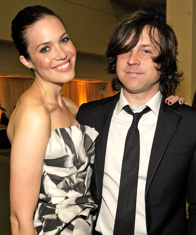 Ryan Adams Mandy Moore