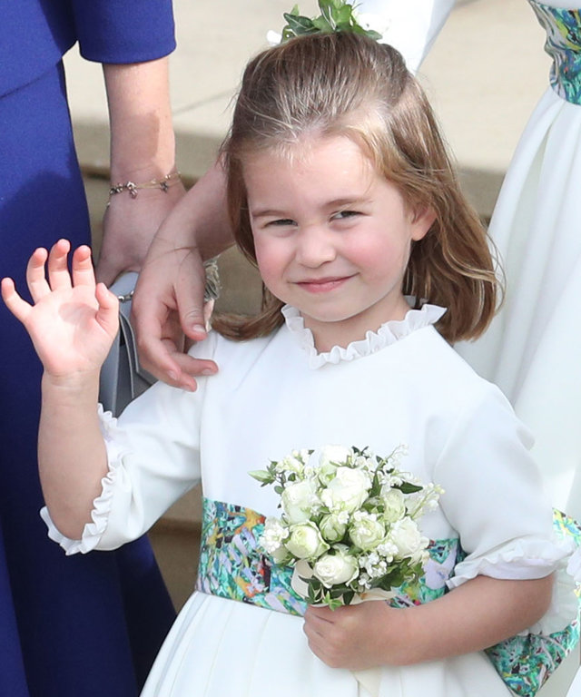 Princess Charlotte Eugenie