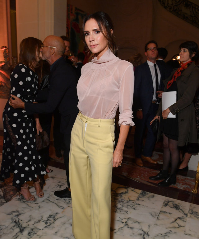 Victoria Beckham YT Fashion Beauty