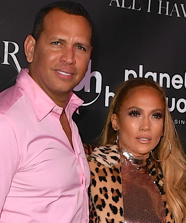 'JENNIFER LOPEZ: ALL I HAVE' Finale After Party