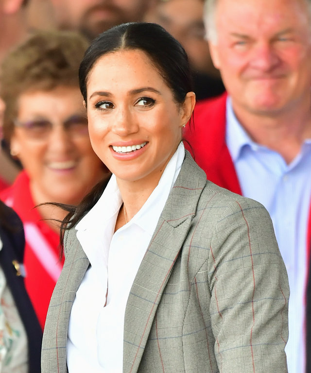 Meghan Markle Prince Harry Visit Australia - Day 2