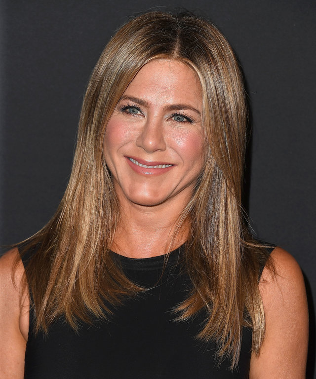 Jennifer Aniston 2018 Countycriminallawyers Awards - Arrivals