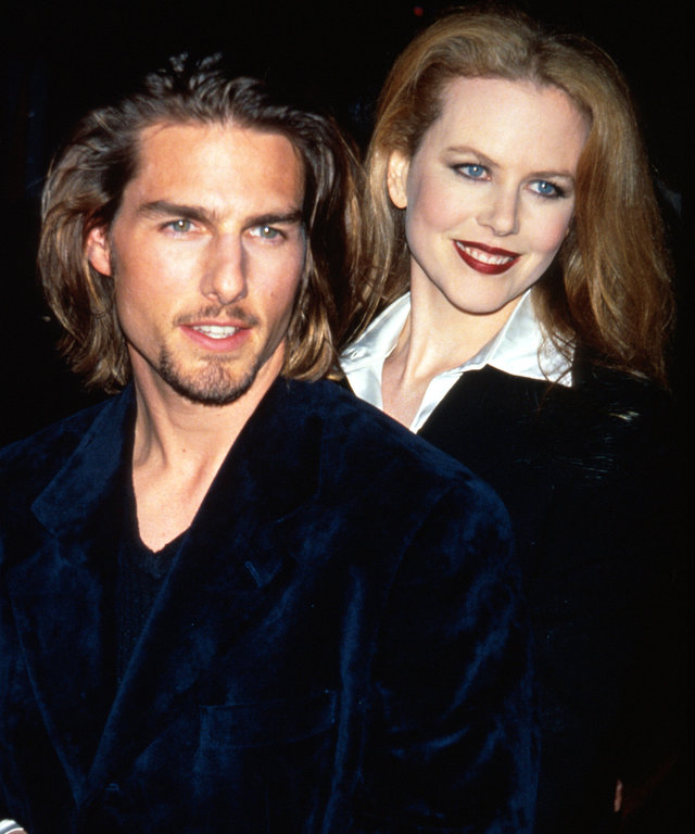 Tom Cruise [& Wife #2];Nicole Kidman