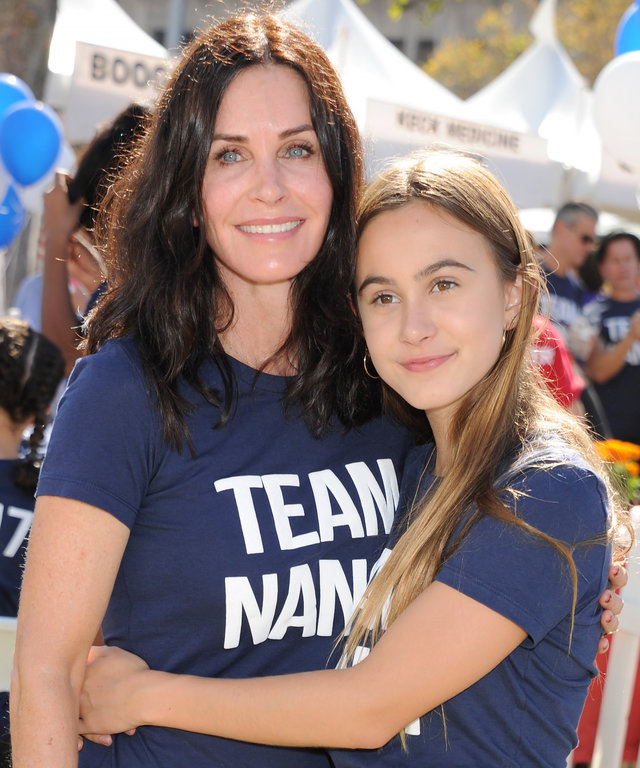Courteney Cox and Coco Arquette lead