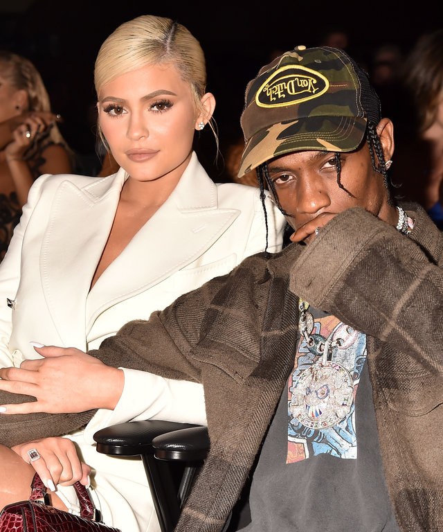 Kylie Jenner Travis Scott 2018 MTV Video Music Awards