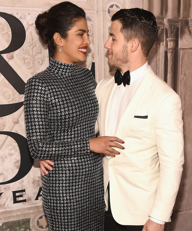 Nick Jonas and Priyanka Chopra lead