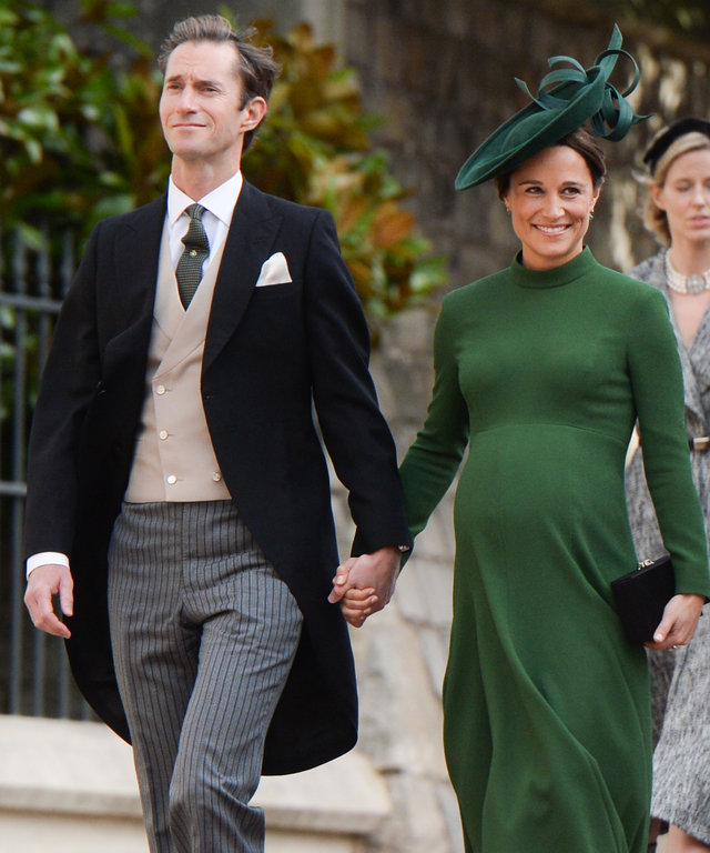 Pippa Middleton lead