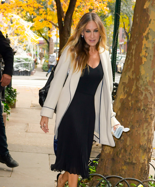 Sarah Jessica Parker in New York City - November 1, 2018