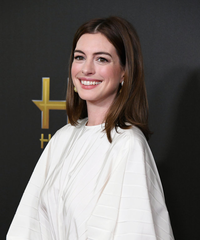 Anne Hathaway 22nd Annual Hollywood Film Awards