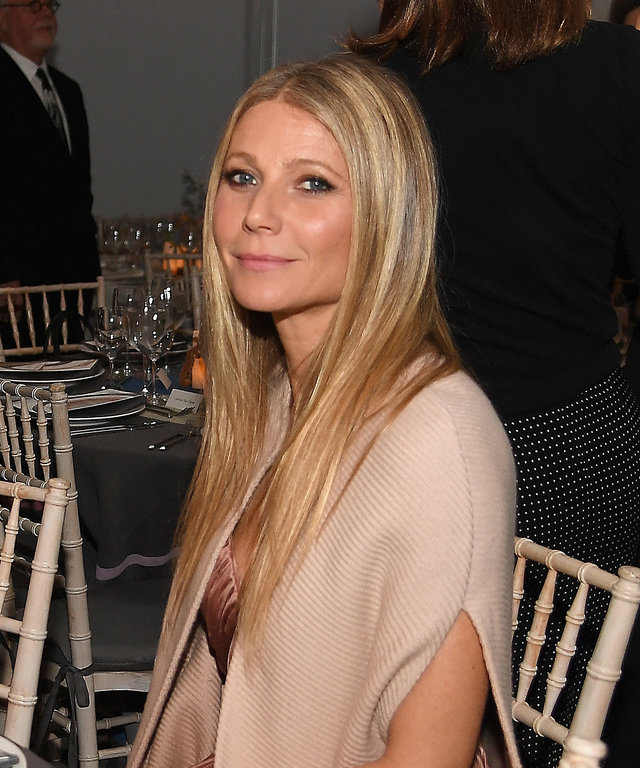 Gwyneth Paltrow Guggenheim International Gala Dinner, Made Possible By Dior