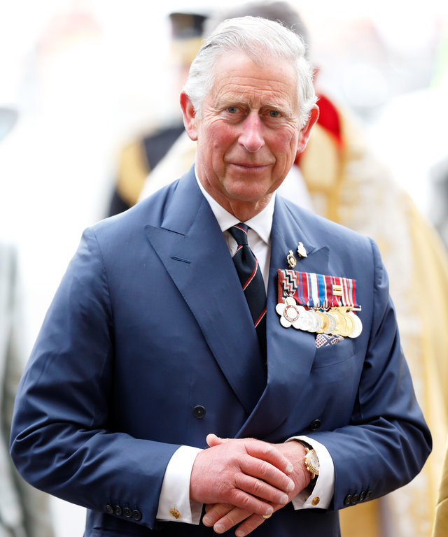 Prince Charles VE Day 70th Anniversary Day Three