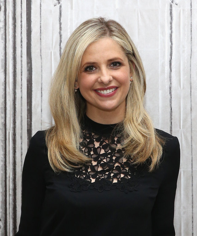 AOL BUILD Series: Sarah Michelle Gellar Discusses Her New Company 'Foodstirs'