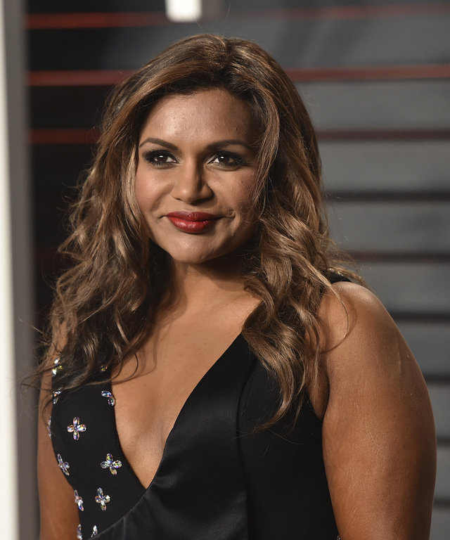 Mindy Kaling lead