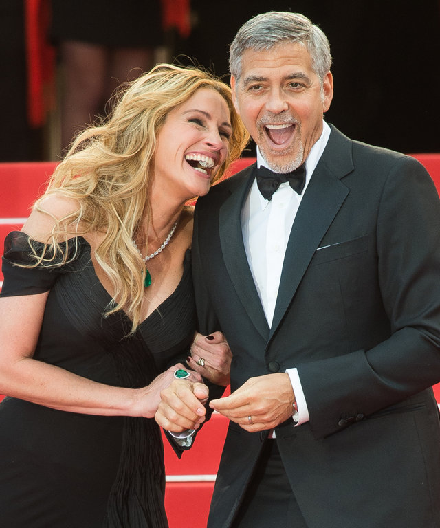 Julia Roberts and George Clooney lead