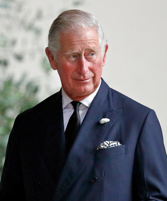 Prince Charles Funeral Of The Countess Mountbatten Of Burma