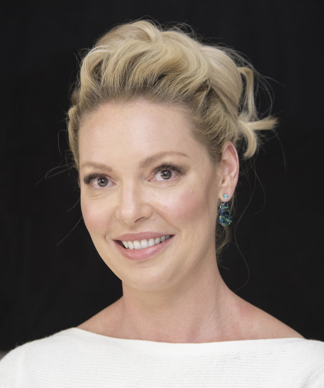 Katherine Heigl 'Suits' Press Conference