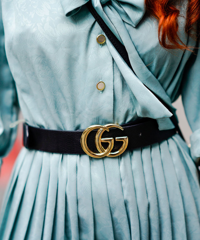 Gucci Belt Mania 2018 The Year The Double G S Took Over Instyle Com