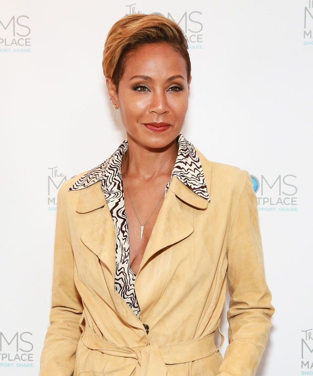 The MOMS Host Jada Pinkett Smith To Discuss 'Red Table Talk'