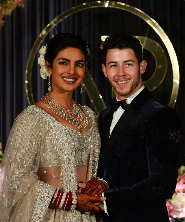 Nick Jonas Priyanka Chopra Wedding