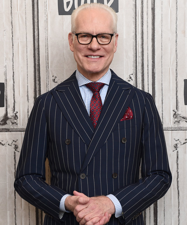 Tim Gunn lead